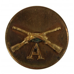 Disk, Collar, Infantry, A Company