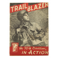 Booklet, Historical, 70th Infantry Division, 1945