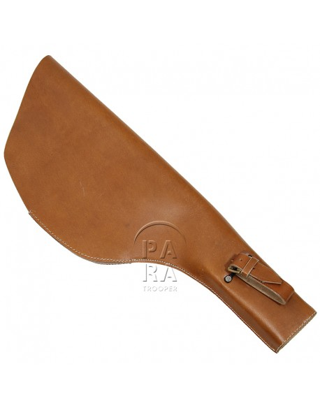 Leather carrying case for Thompson
