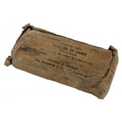 Bandage, Plaster of Paris, Item N° 92030, 1943
