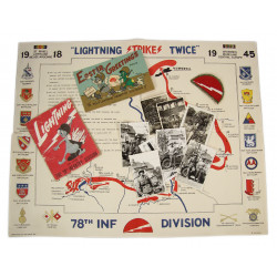 Grouping, ???, 78th Infantry Division, ETO