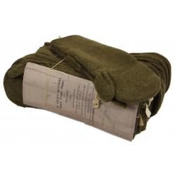 Mittens, Shell, Trigger Finger, Wool, 1943