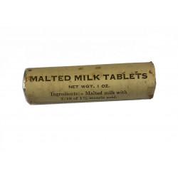 Tablets, Milk, Malted