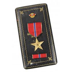 EN COURS Coffret médaille, Bronze Star, nominative