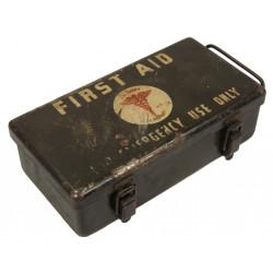 Kit, First Aid, Motor, Vehicle, 12 Unit
