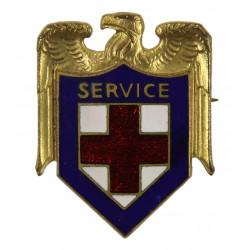 Insignia, American Red Cross Service