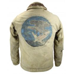 Jacket, Deck, N-1, US Navy, Identified
