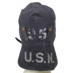 Cap, Deck, Foul Weather, US Navy, 1942