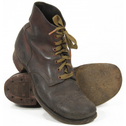 Shoes, Service, Composite sole, Type II, US Army