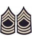Grades en tissu de Master Sergeant