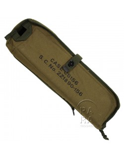 Case CS-156, Canvas, BC-611, Handie-Talkie radio