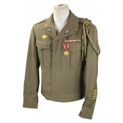 Jacket, Ike, 26th Inf. Regt., 1st Infantry Division