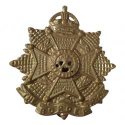 Cap Badge, The Border Regiment, Sicily, Holland & Normandy