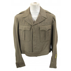 Jacket, Ike, 42L, 1944