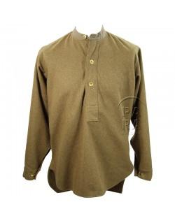 Shirt, Flannel, British