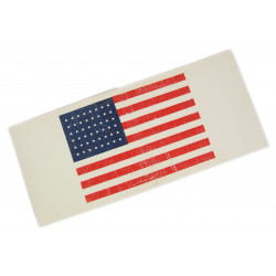 Armband, Identification, Oil Cloth, invasion Flag