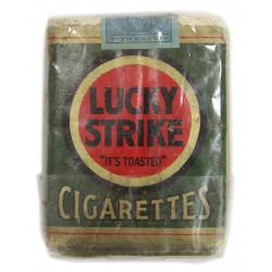 Cigarette Pack, Lucky Strike, Green, 1940