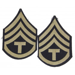 Insignia, Rank, Technician 3rd Class, US Army