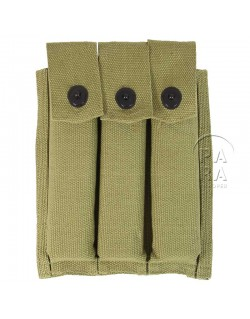 Pocket ammunition Thompson, 3 mags