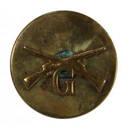 Disk, Collar, Infantry, G Company, SB