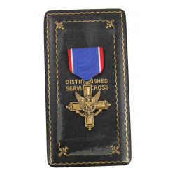 Medal, Distinguished Service Cross, in box