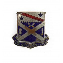 Distinctive Insignia, 18th Inf. Rgt., 1st Infantry Division, SB