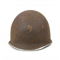 Helmet, M1, 29th Infantry Division, Normandie