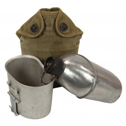 Canteen, US, Complete, 1943, Normandy, Rambo