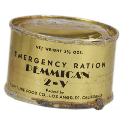 Can, Emergency ration, Pemmican M-1, US Army