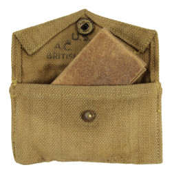 Pouch, First aid, British Made, 1943