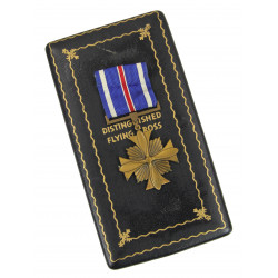 Medal, Distinguished Flying Cross, in box