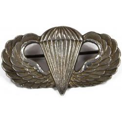Wings, Jump, Parachutist, US Army, Sterling