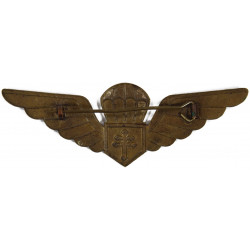 Wings, Parachutist, Free French Forces