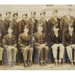 Photo, Yard-Long, 6th Armored Division, with names
