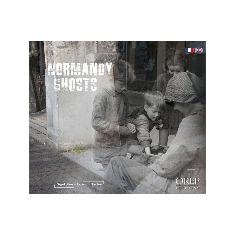 Book, Normandy Ghosts