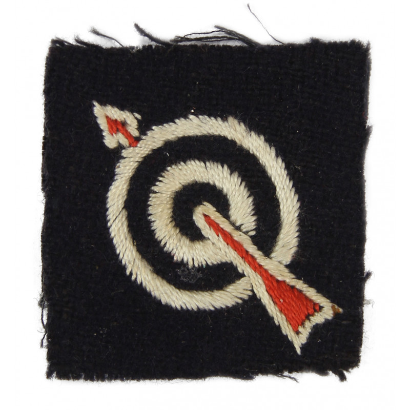 Shoulder Patch, 6th Anti-Aircraft Division, British