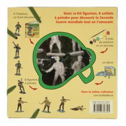 kit Figurines Soldats de la Seconde Guerre Mondiale