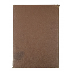 Stationery Kit, US Army, Faux Leather
