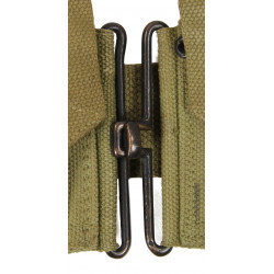 Belt, Cartridge, M1 Rifle, Burlington Mills Inc., 1942
