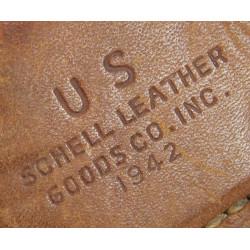 Machete, M-1942, Leather Scabbard, 1942 - 1943