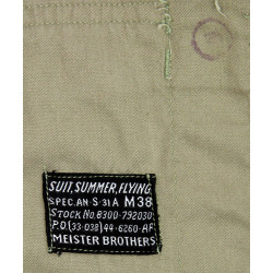Suit, Summer, Flying, AN-S-31A, 1944, Named