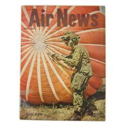 Magazine AIR NEWS, avril 1944