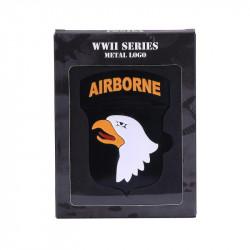 Logo en métal 101st Airborne Division