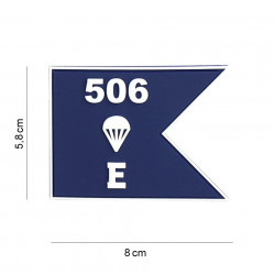Patch 3D PVC E Company