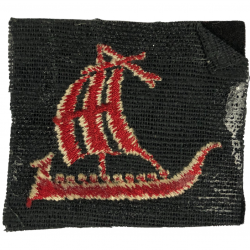 5th Corps insignia, embroided
