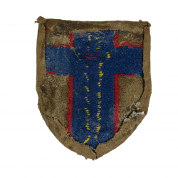 British Army of the Rhine insignia, embroided