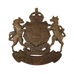 Cap Badge, King's Own Calgary Regiment, Dieppe