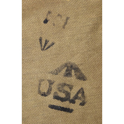 Musette Bag, Officer, WWI, British-Made