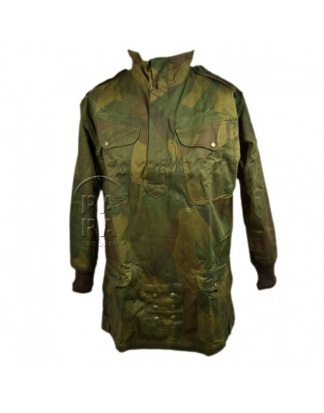 Denison smock, Parachutist, early pattern, enlisted men's