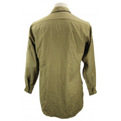 Shirt, Wool, Pfc. Blood, 104th Infantry Division